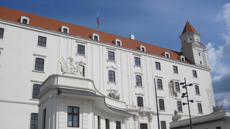 Ilustračná snímka - Bratislavský hrad. Foto: autorka